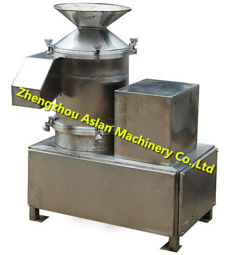 egg shell removing machine/eggshell separator