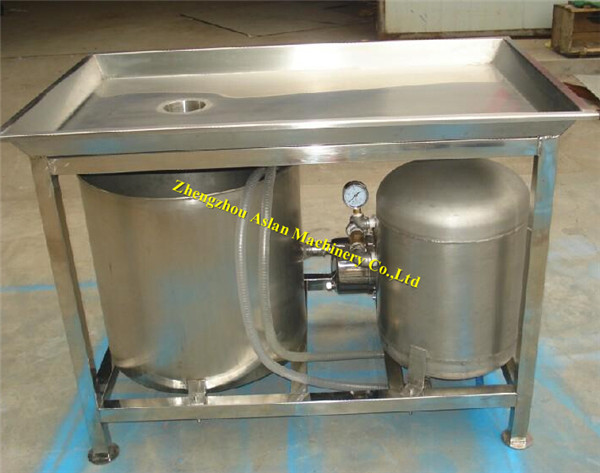 automatic chicken meat injector machine