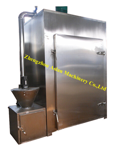 meat smoker machine /sausage smoking machine