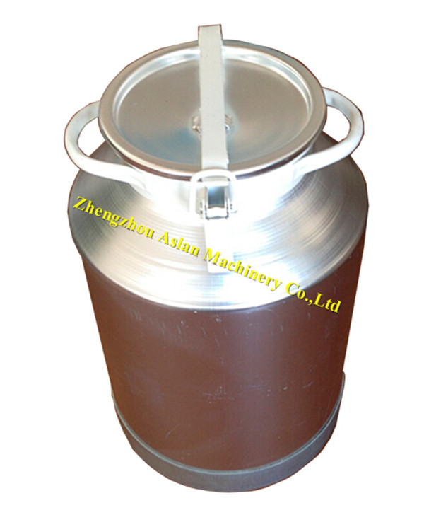 Aluminum Milk transport cans