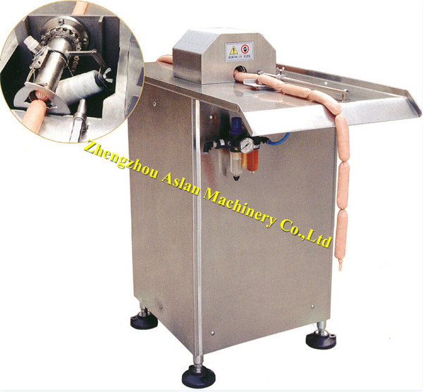 automatic sausage twisting machine