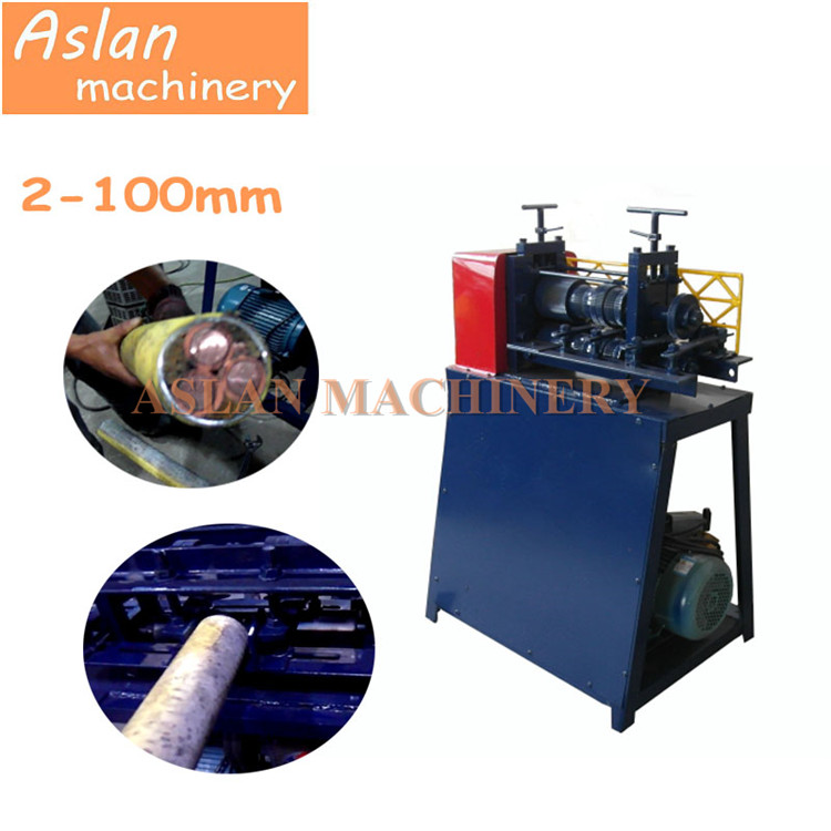 scrap cable wire stripper machine /copper cable st...